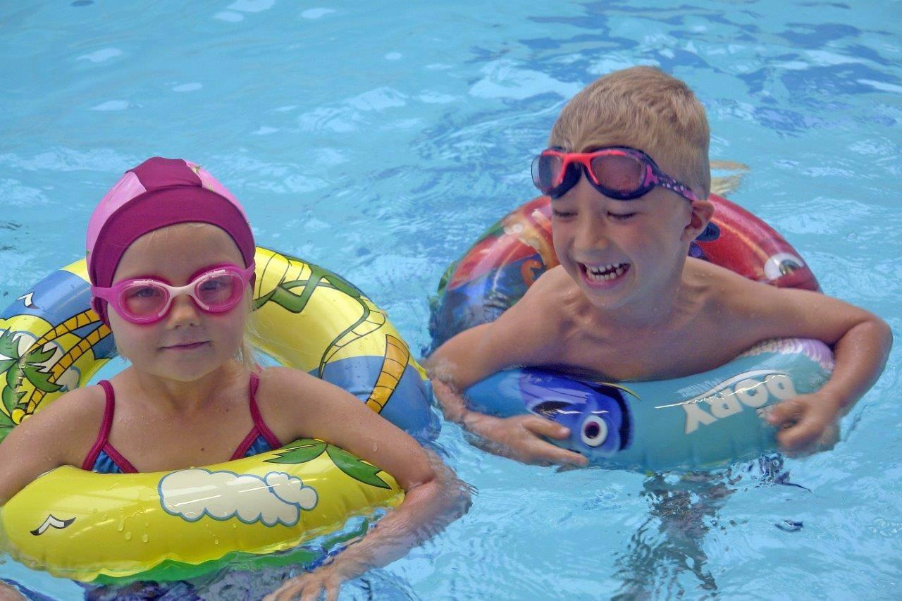 Plavání pro děti