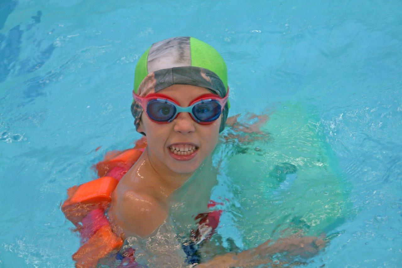 DK Fontána - Proč plavat